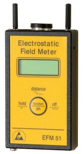 Electric field meter EFM 51