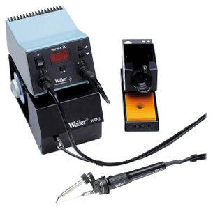 WSF 81D8, soldering station 80 W, with tin supply