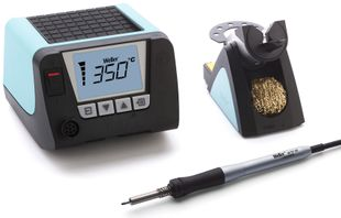 1-channel soldering station, digital 90 W